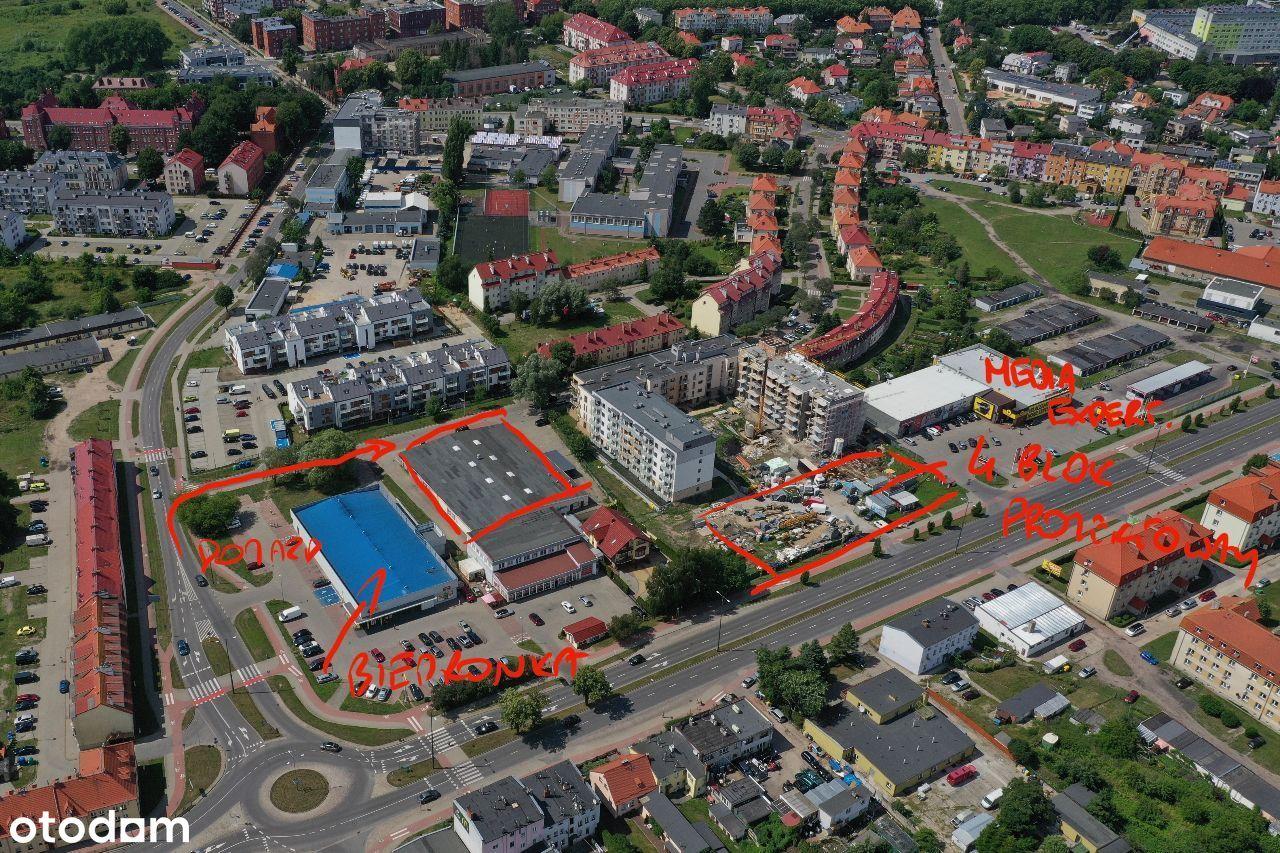 Kołobrzeg, centrum, lokal 1600m/2,sprzedam/wynajmę