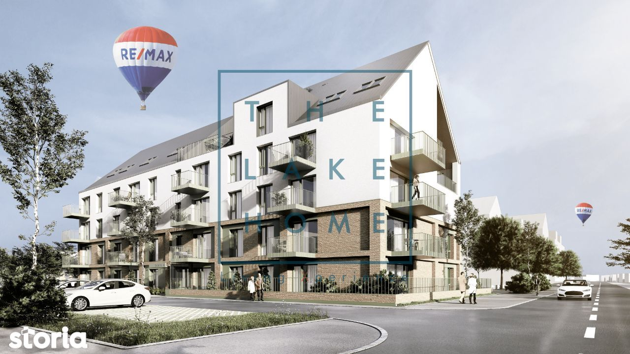 Apartament 2 camere - THE LAKE HOME – Living Xperience