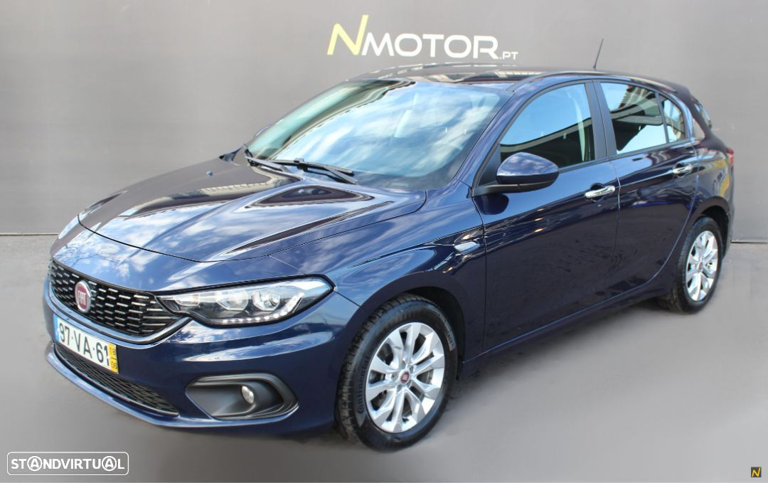 Fiat Tipo 1.3 M-Jet Lounge - 12