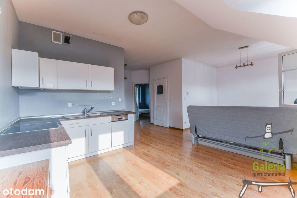 Bukowe, 3 pokoje, balkon + taras