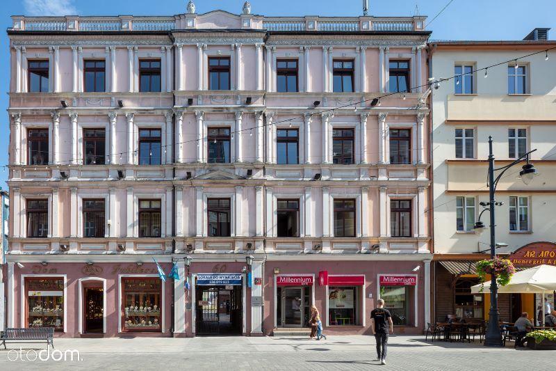 Parter, wejście z ulicy ,Piotrkowska, klimatyzacja