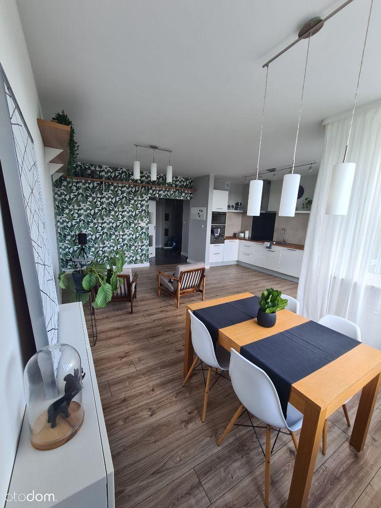 Wyposażone mieszkanie 65 m2, Legionowo