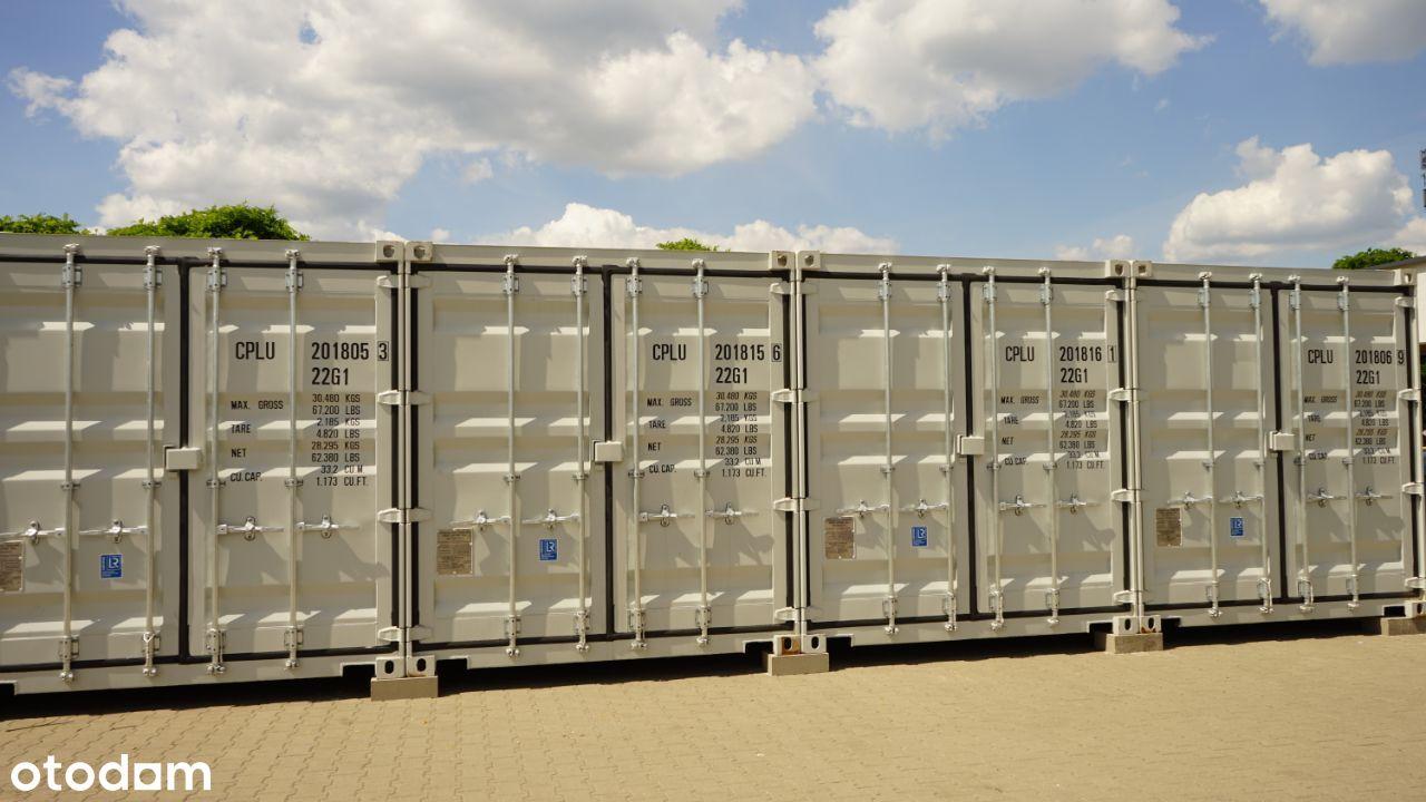 Self storage | kontener morski na wynajem w BPPT