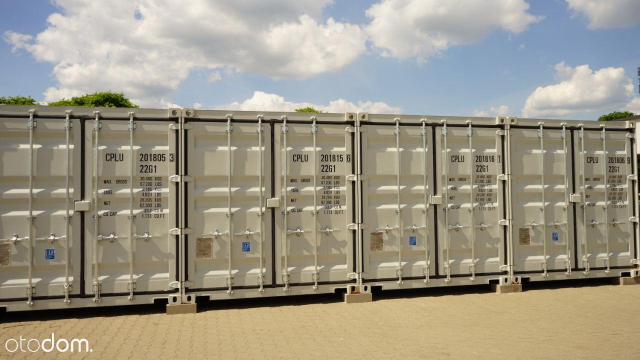 Self storage   kontener morski na wynajem w BPPT