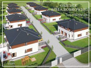 Domy jednorodzinne na nowym osiedlu