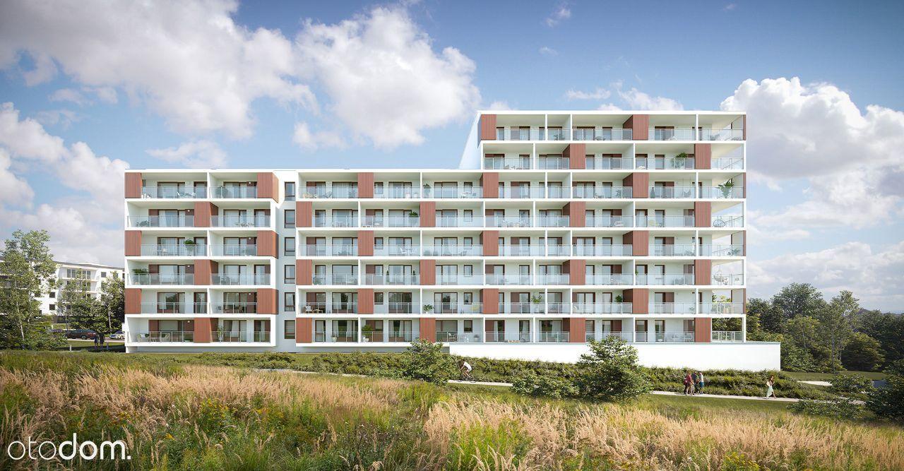 Mieszkanie w inwestycji Nowa Jantarowa, B1M54