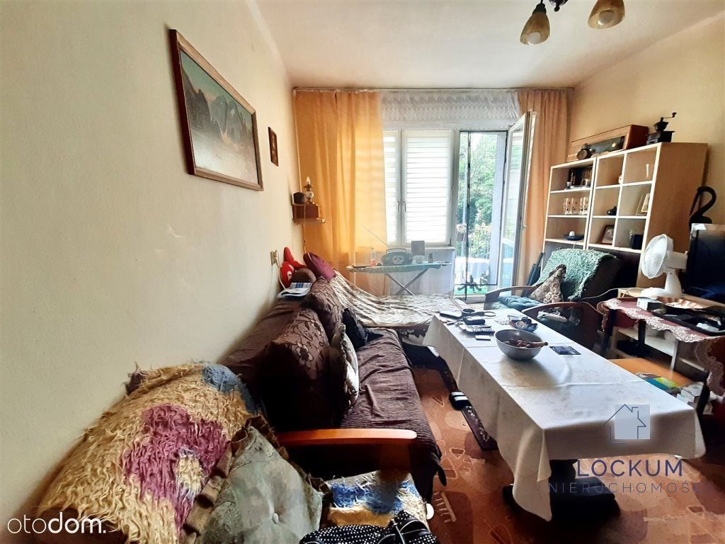 Mieszkanie, 2 pokoje, wynajmowane za 1400zł Roi:6%