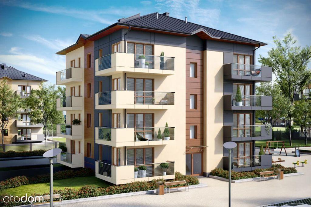 Nowe mieszkanie os. Rąbin, dwa miejsca parkingowe