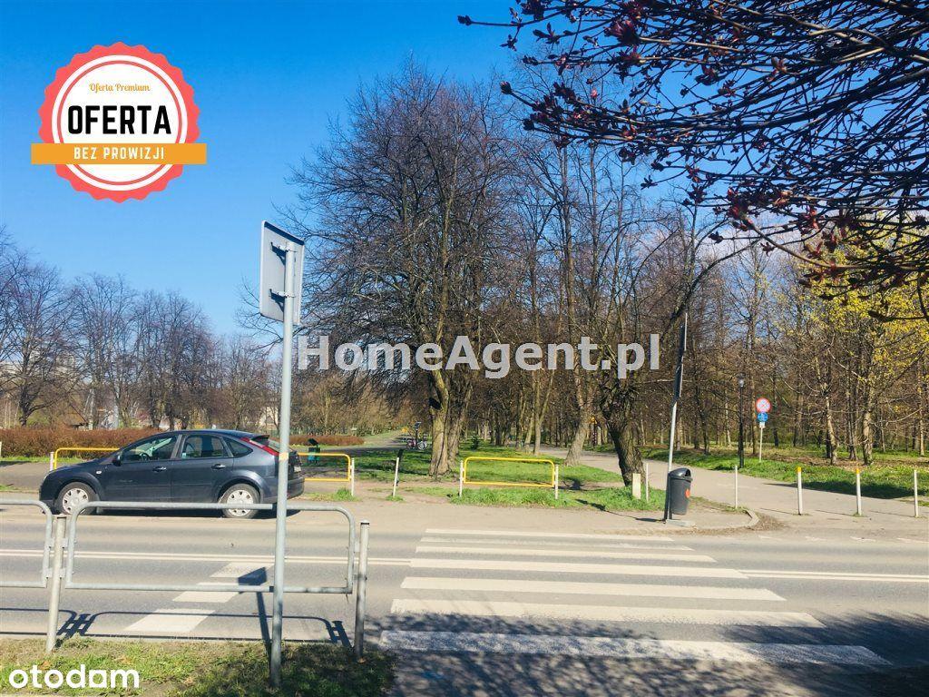 Działka przy Parku Śląskim pod blok, dom, usługi