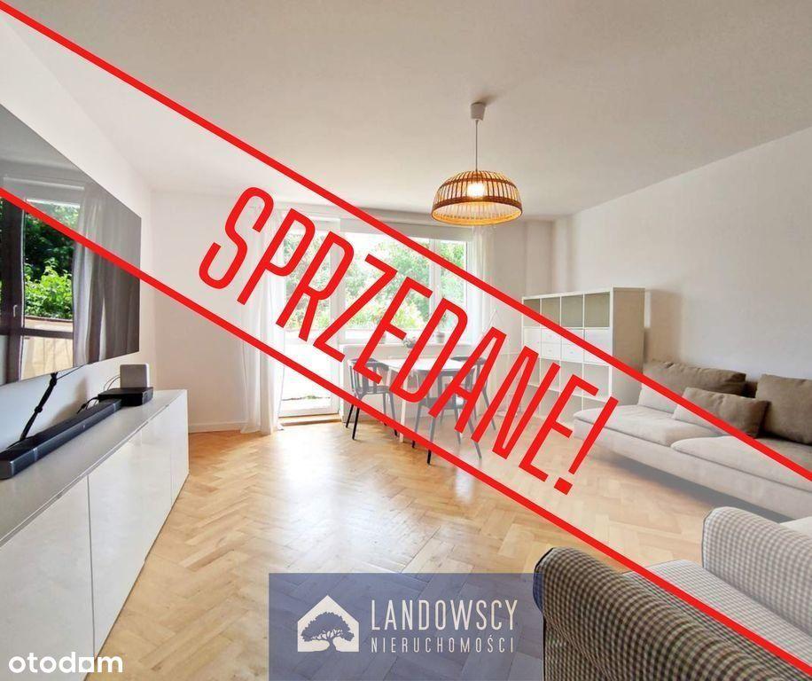 Wyposażone mieszkanie/ parter - 3 pok/ os.Piastów