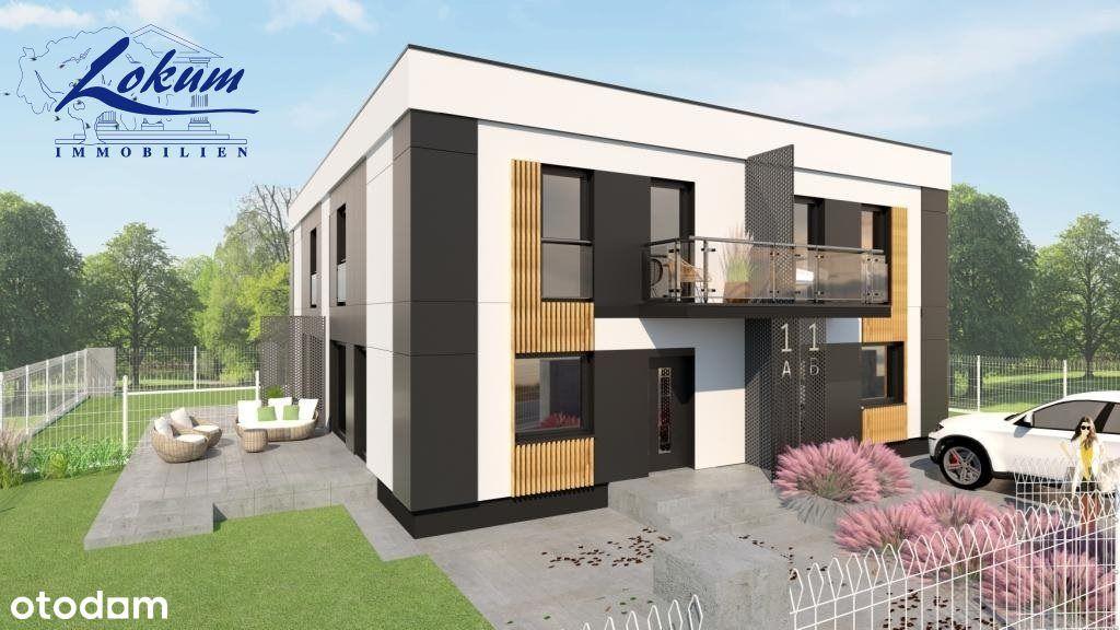 Dom, 75 m², Wilkowice