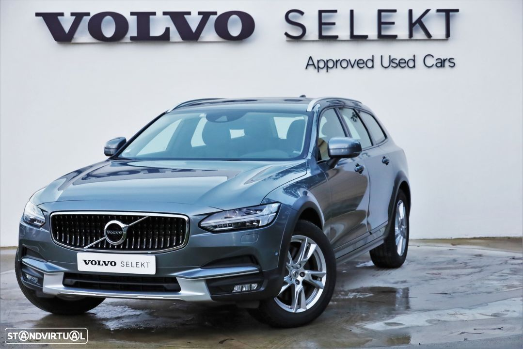 Volvo V90 Cross Country 2.0 D4 AWD Geartronic - 22