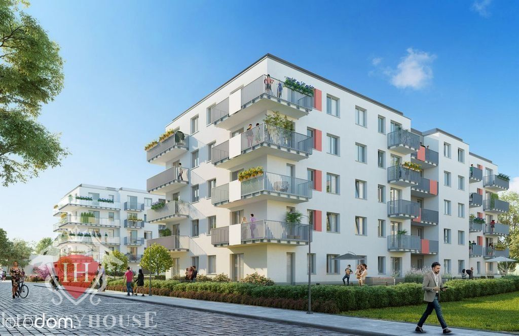 Mieszkanie, 41,21 m², Warszawa