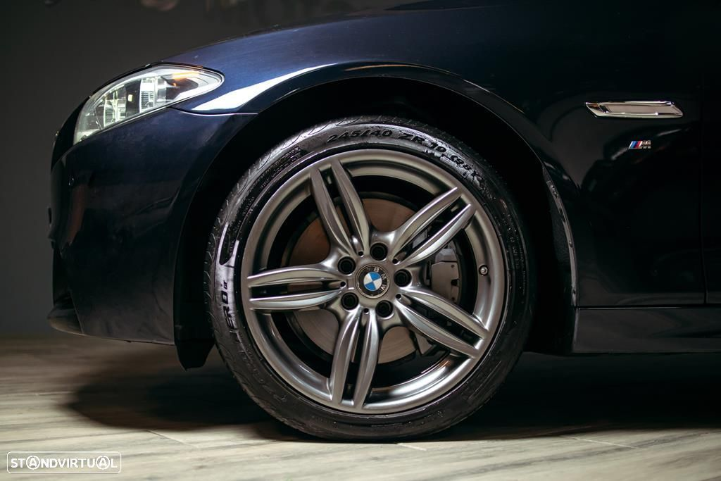 BMW 535 d Touring XDrive Pack M Auto - 6