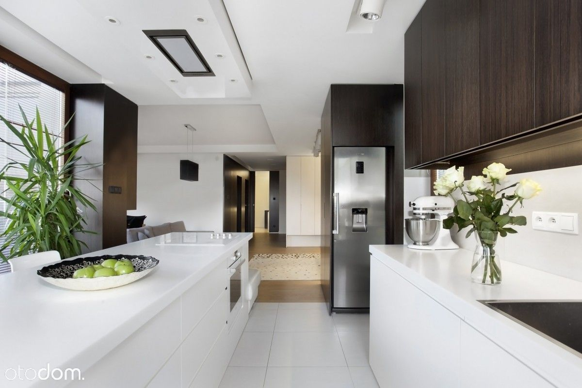 Piękny apartament z dużym tarasem