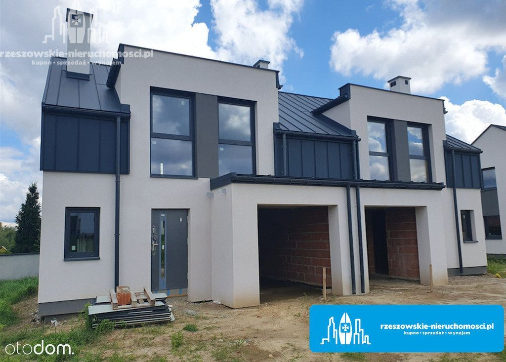 Gotowe domy w zabudowie bliźniaczej