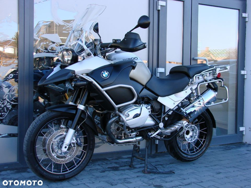 BMW R 1200 GS Adventure 06r Abs Esa Full - 16