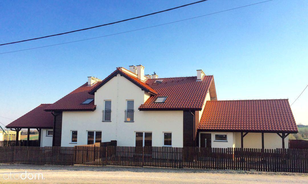 Segment domu o pow. 100 m2 Żerkowice/Kraków