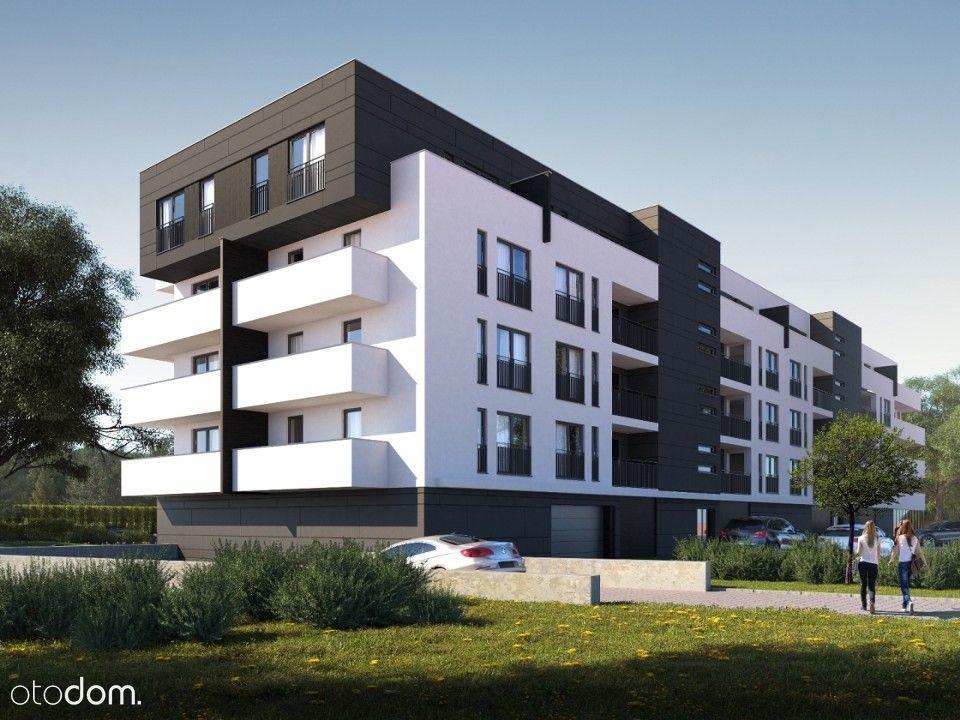 """Duże mieszkanie """"Apartamenty Bacha"""" A8"""