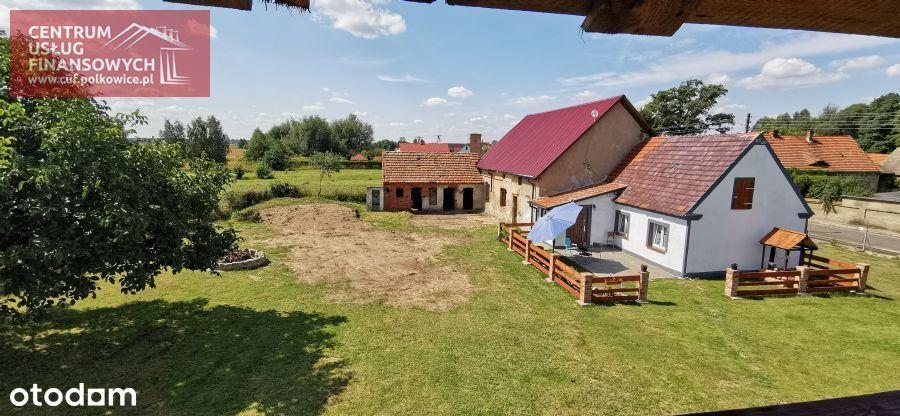 Dom + zabudowania Kłębanowice, 26,53 arów