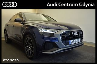 Audi Q8 Rabat 195.000 PLN ! /Masaż / B&O / Hak / Head up / HD Matrix