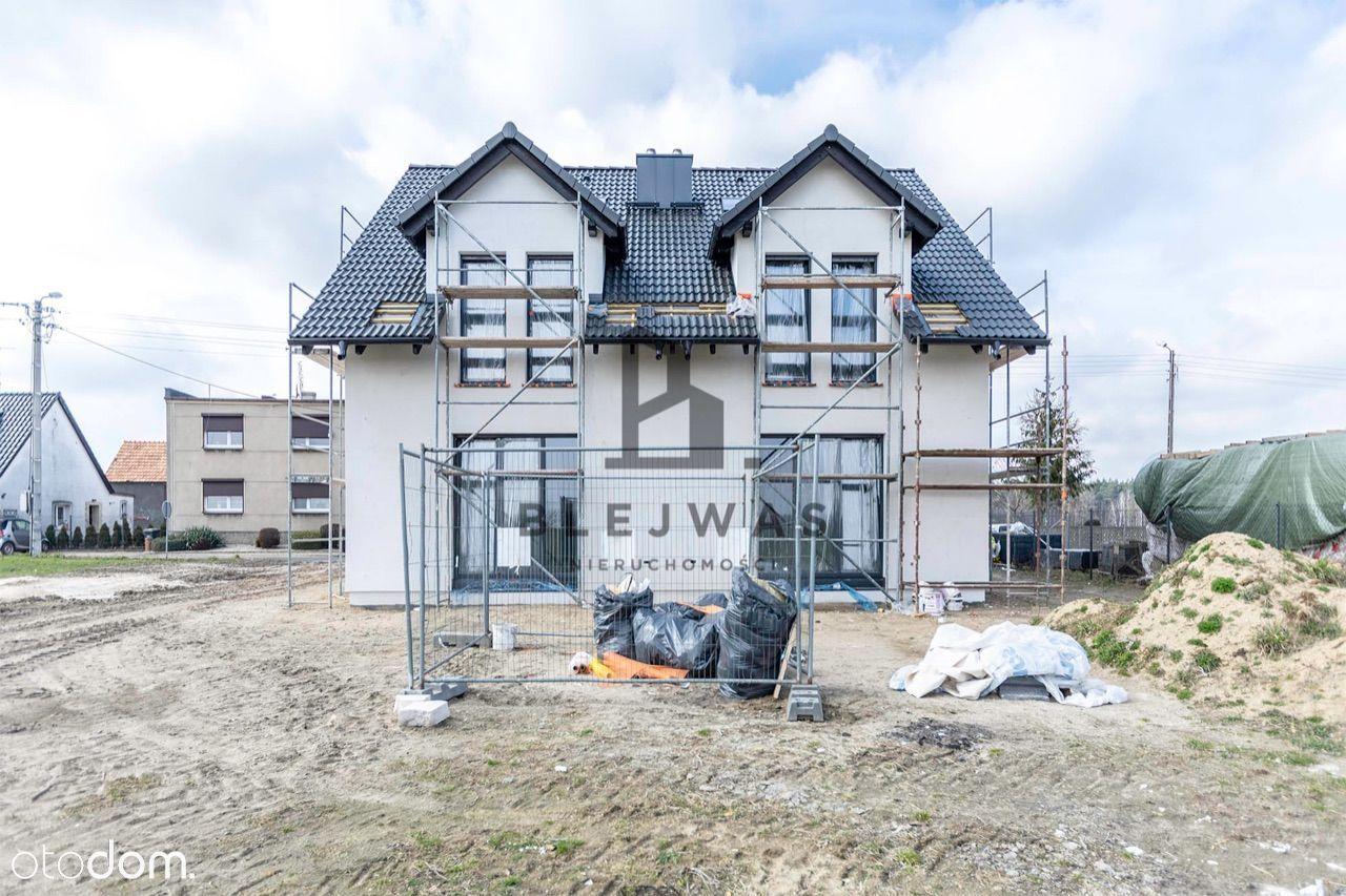 Nowy bliźniak | 109 m2 | Gmina Kamieniec