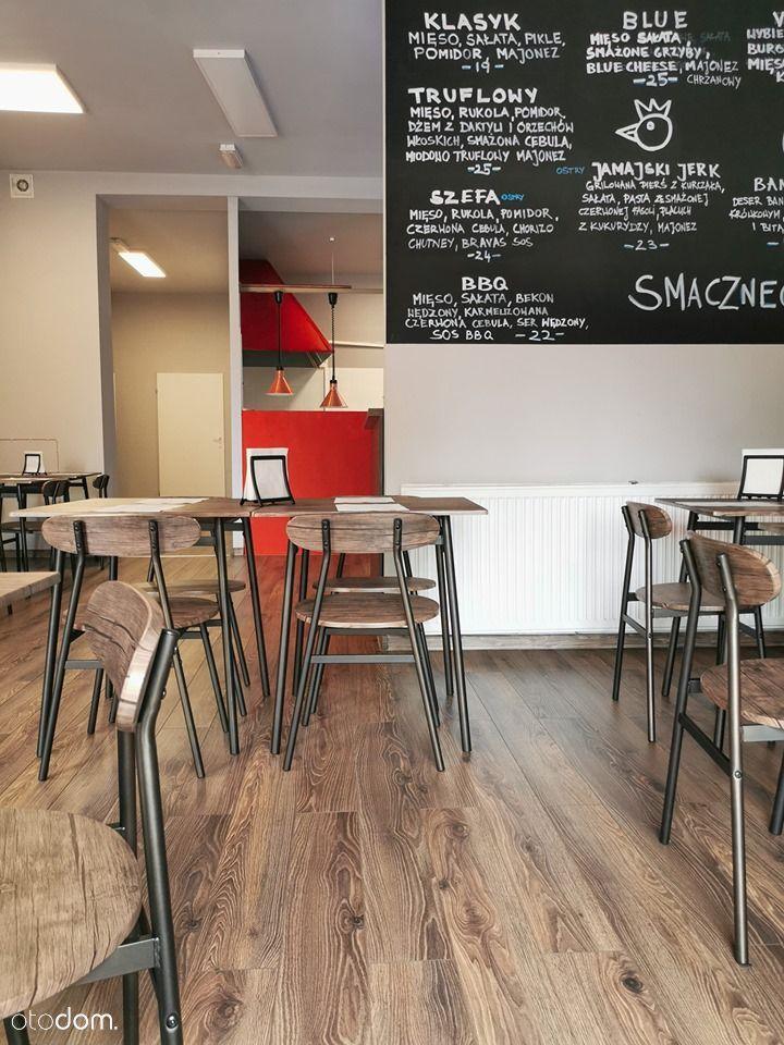Wyremontowany lokal gastronomiczny w centrum