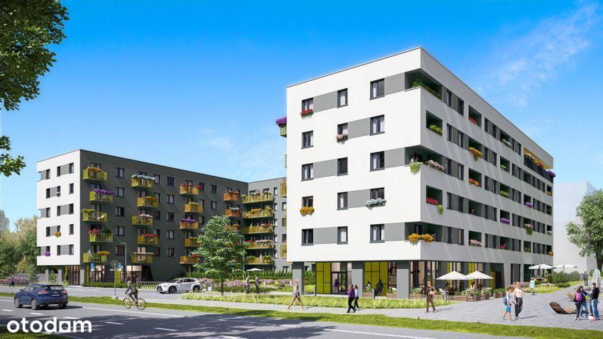 Ładne mieszkanie City Vibe 5.C.91