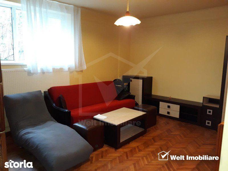 Inchiriere apartament cochet cu 2 camere semidecomandate, 42 mp, zona
