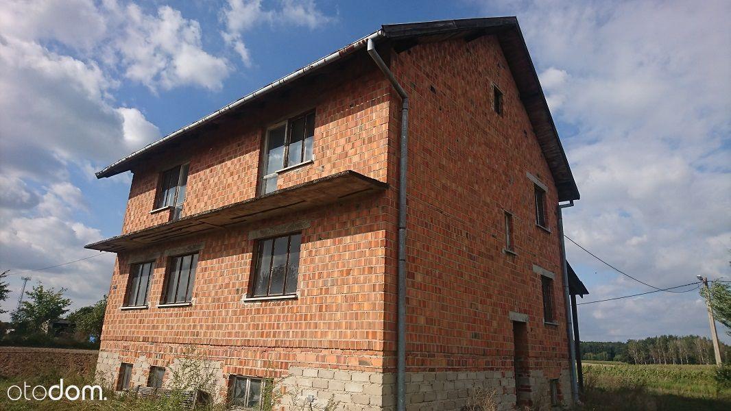 Dom 180 m2 stan surowy Namysłów