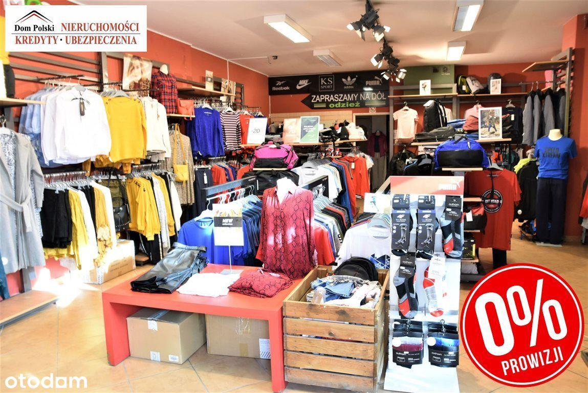 Lokal handlowo - usługowy 218,8 m2- centrum Olecka