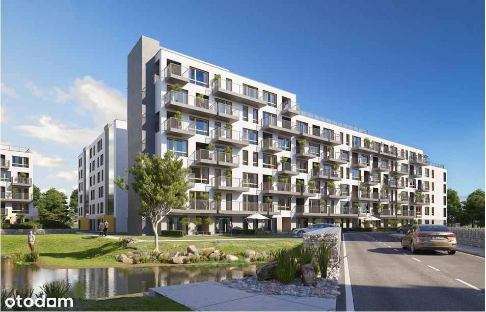 Jeżyce Podolany Nowy Blok 4 Pokoje 78m2 2 Balkony