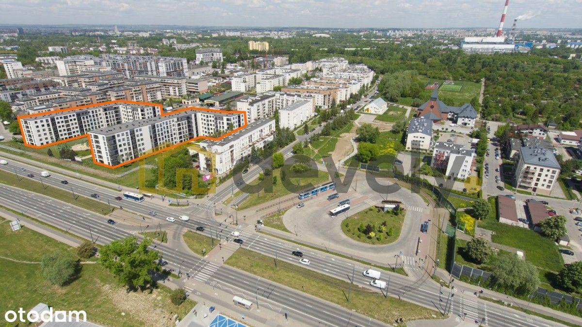 3 pokoje_funkcjonalny układ_pętla tramwajowa 200 M