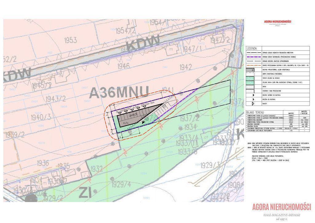 Sakawina Działka 23A, A36Mnu i Zi własność