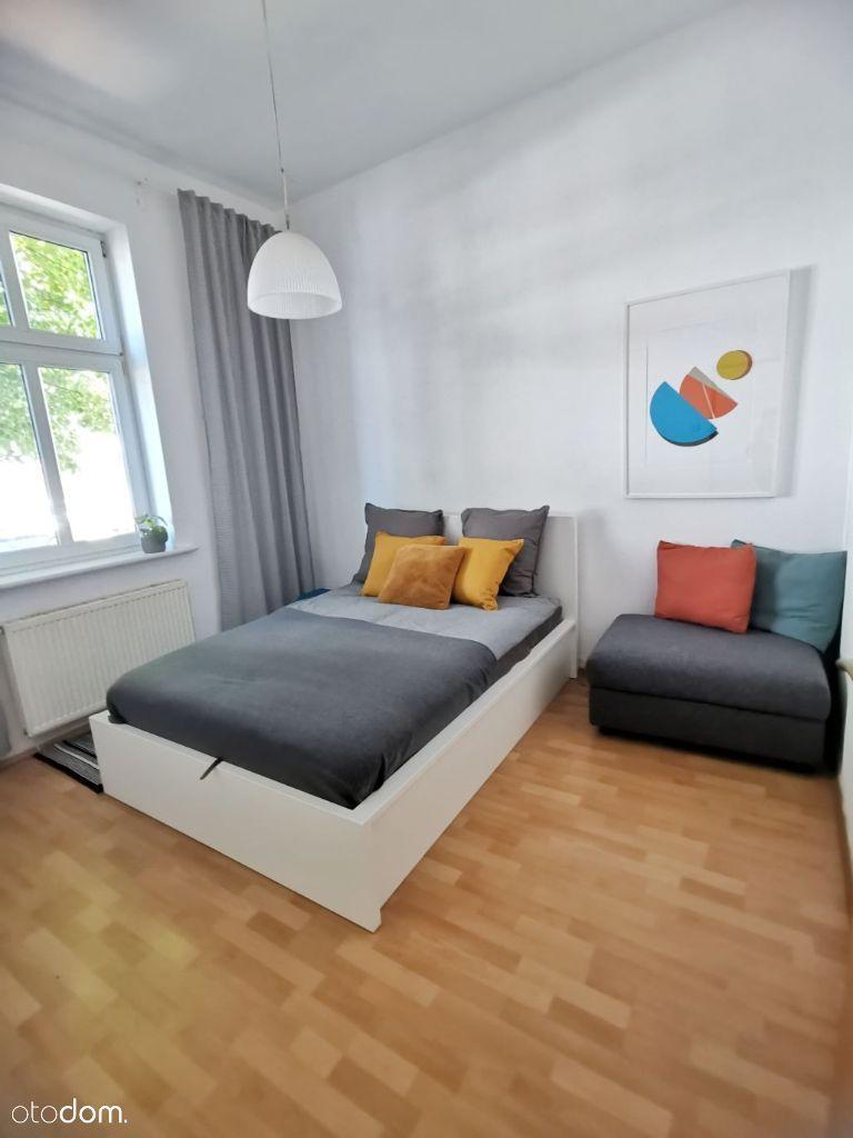 Centrum, 43 m2, ogródek