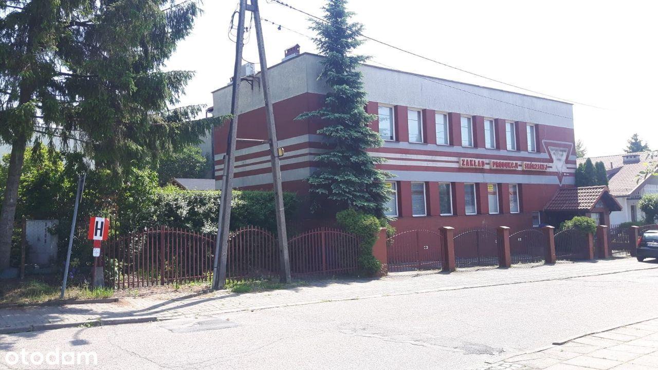 Zakład Produkcji Skórzanej Elblag ul. Firleja