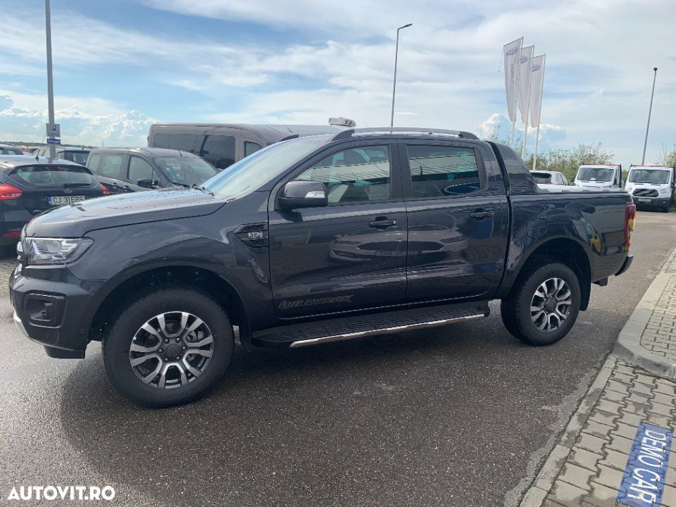 Ford Ranger Pick-Up - 26