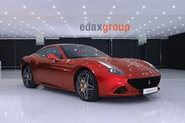 Saber mais: Ferrari California
