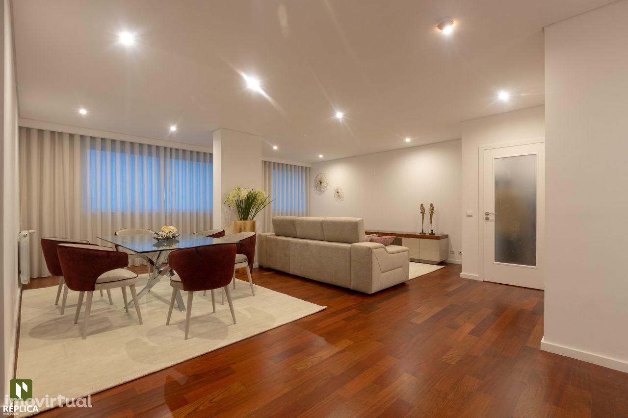 Apartamento T3 novo junto ao Estádio do Bessa e Hotel Sheraton