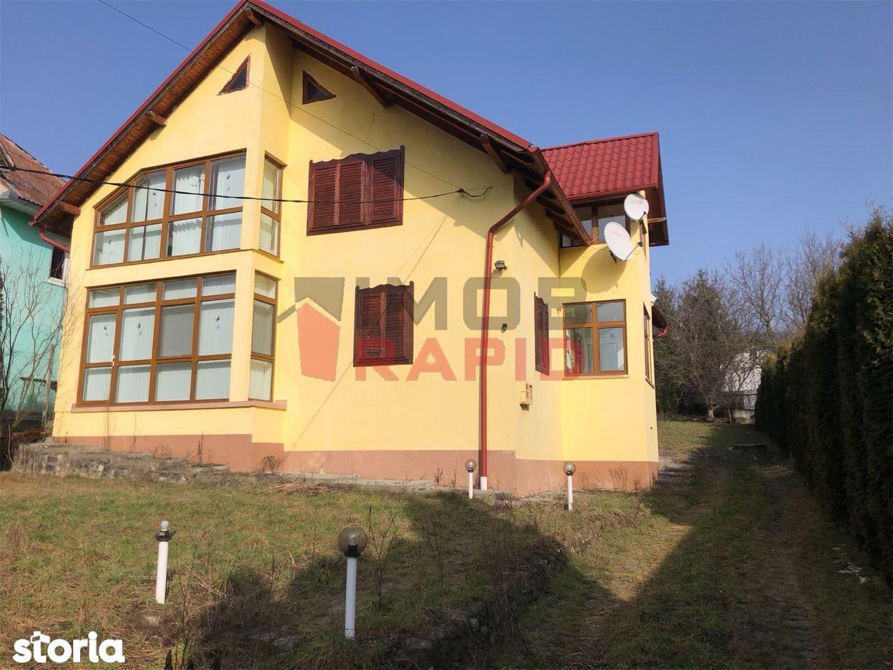 Casa D+P+M, 1.500mp teren, Zona Valea Ghinzii