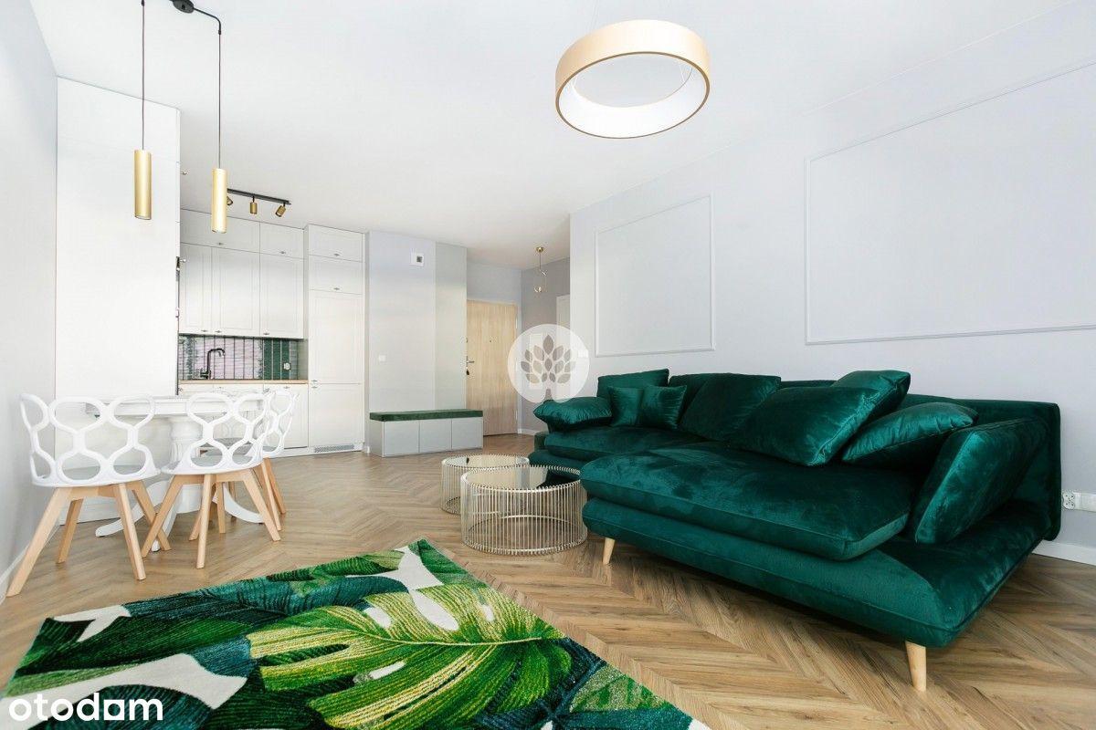 Wyjątkowe mieszkanie w nowym bloku Leśna 4