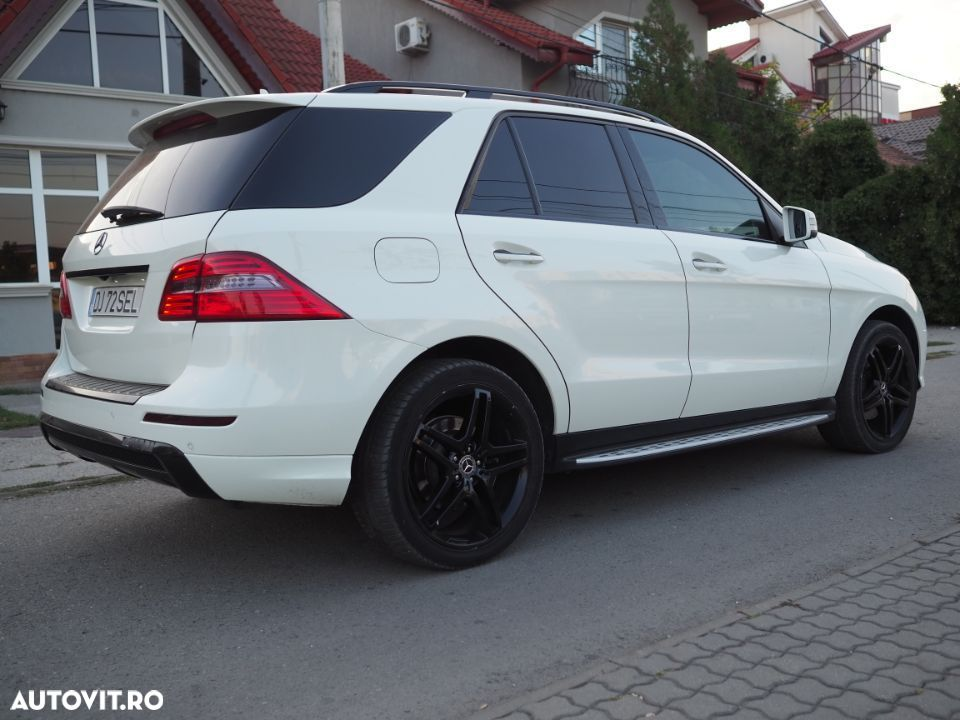 Mercedes-Benz ML - 3