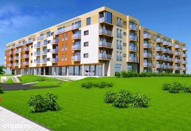 Mieszkanie, 40,63 m², Kołobrzeg