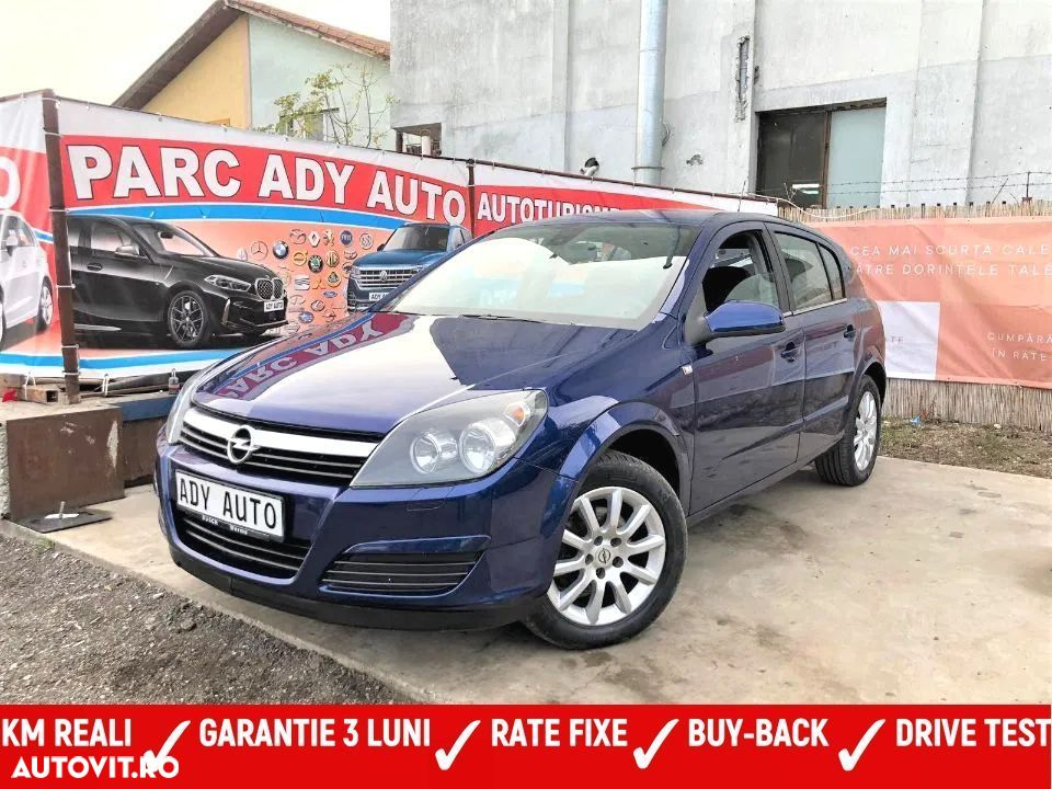 Opel Astra H - 24
