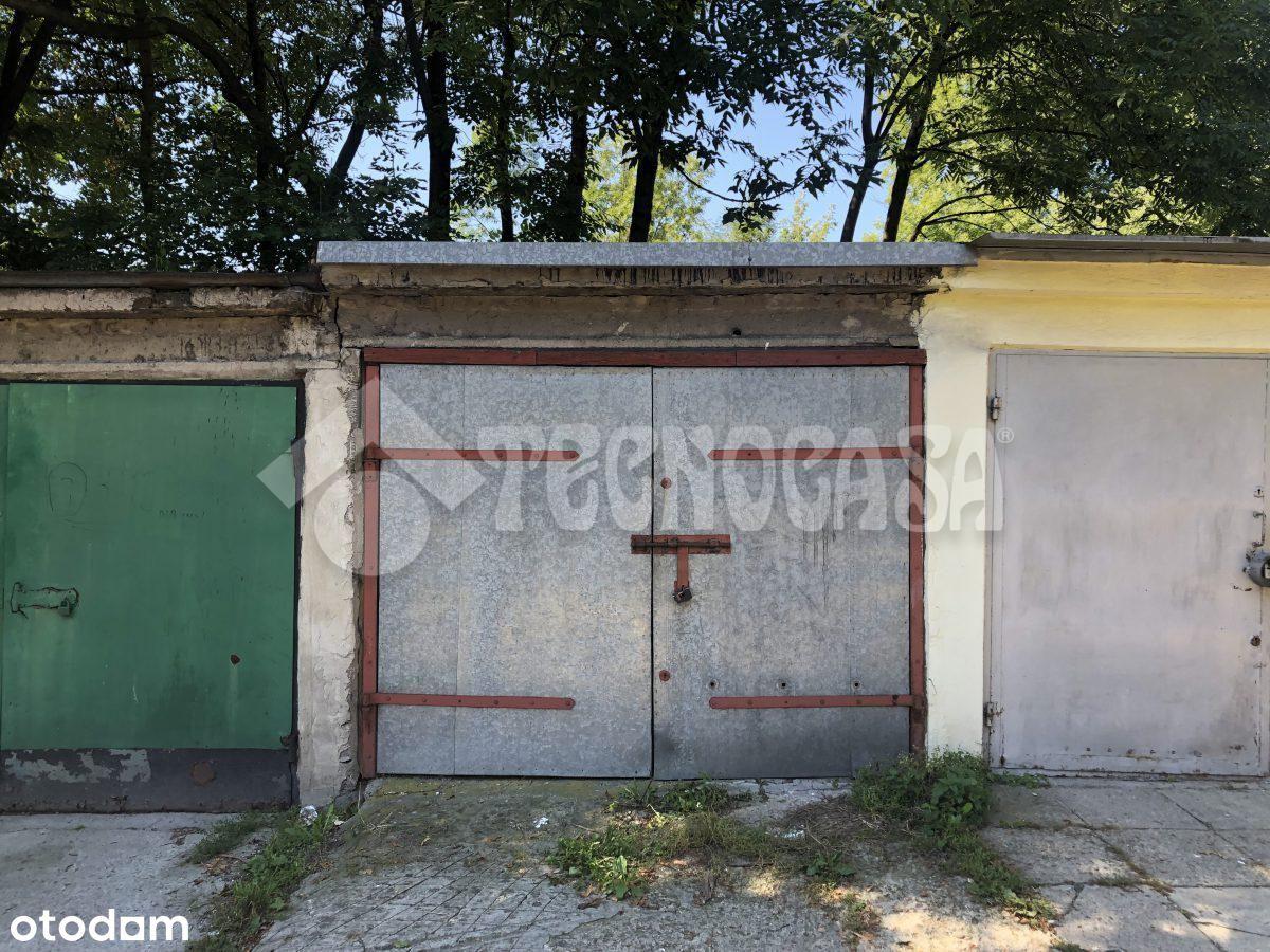 Kraków – Os. Podwawelskie – garaż