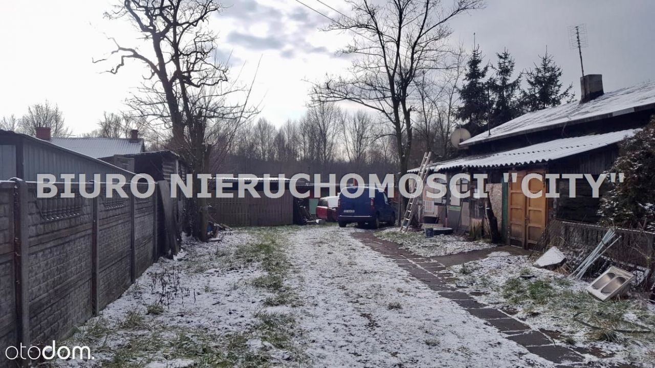 Działka, 807 m², Dąbrowa Górnicza