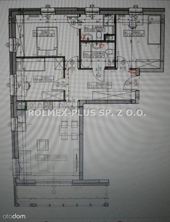 Mieszkanie, 75,38 m², Lublin