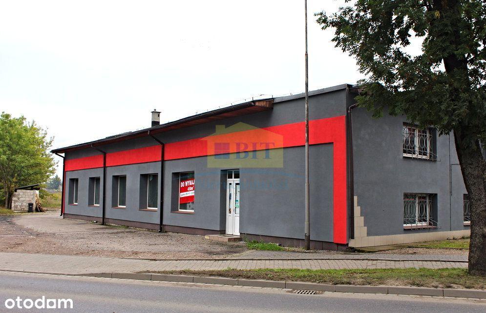 Lokal 450 m2 ul. Bydgoska, Wałcz