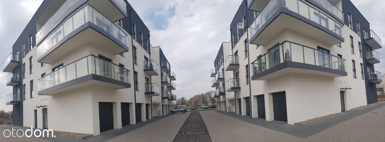 Mieszkanie o wysokim standardzie developerskim