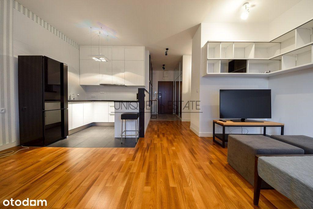 Przestronny apartament na Żoliborzu
